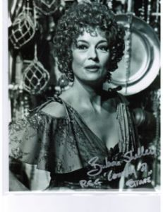 Barbara Shelley  Hand signed autograph (40)